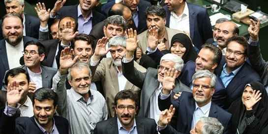 اصلاحات شکست سنگین اصلاح طلبان در تهران