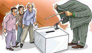 به نامزدهای دروغگو رأی ندهیم انتخاب اصلح