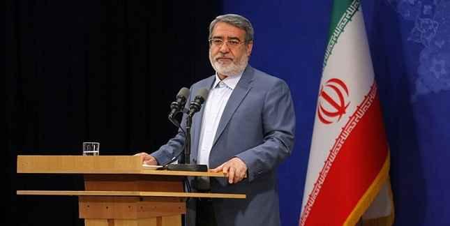 دکتر عبدالرضا رحمانی فضلی وزیر کشور دولت تدبیر و امید