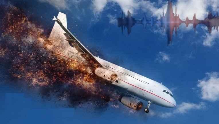 هواپیمای اوکراین فایل صوتی پرواز 737 سقوط هواپیما مخفی کاری علت سقوط