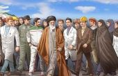 گام دوم انقلاب متن کامل بیانیه گام دوم انقلاب تمدن نوین اسلامی ظهور خورشید ولایت