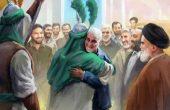گفتمان سردار سلیمانی در انتخابات سردار سلیمانی در آغوش امام حسین استقبال شهدا از سردار سلیمانی
