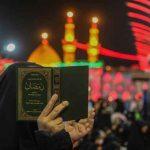 دعای مهمی که امام حسین ع به ما آموختند امام حسین کربلا شب قدر رمضان احیاء شب های قدر دعای مهم